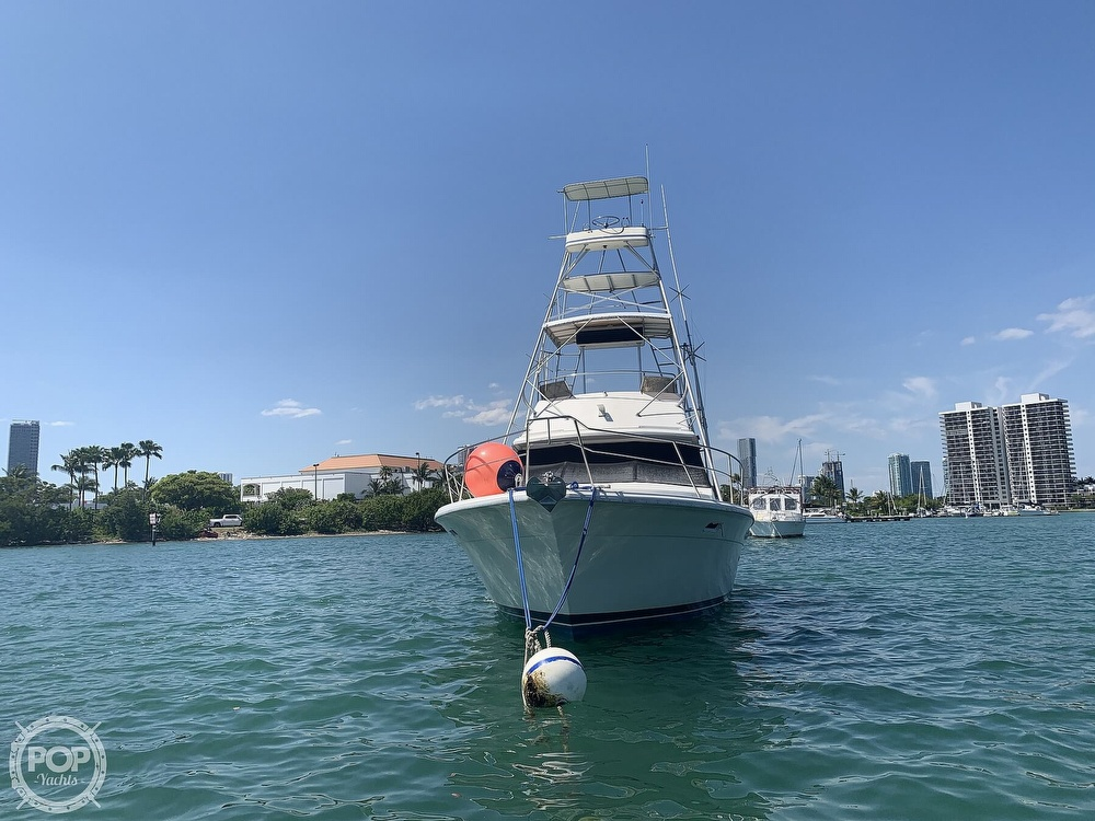 1982 Phoenix boat for sale, model of the boat is 38 CNV & Image # 5 of 40