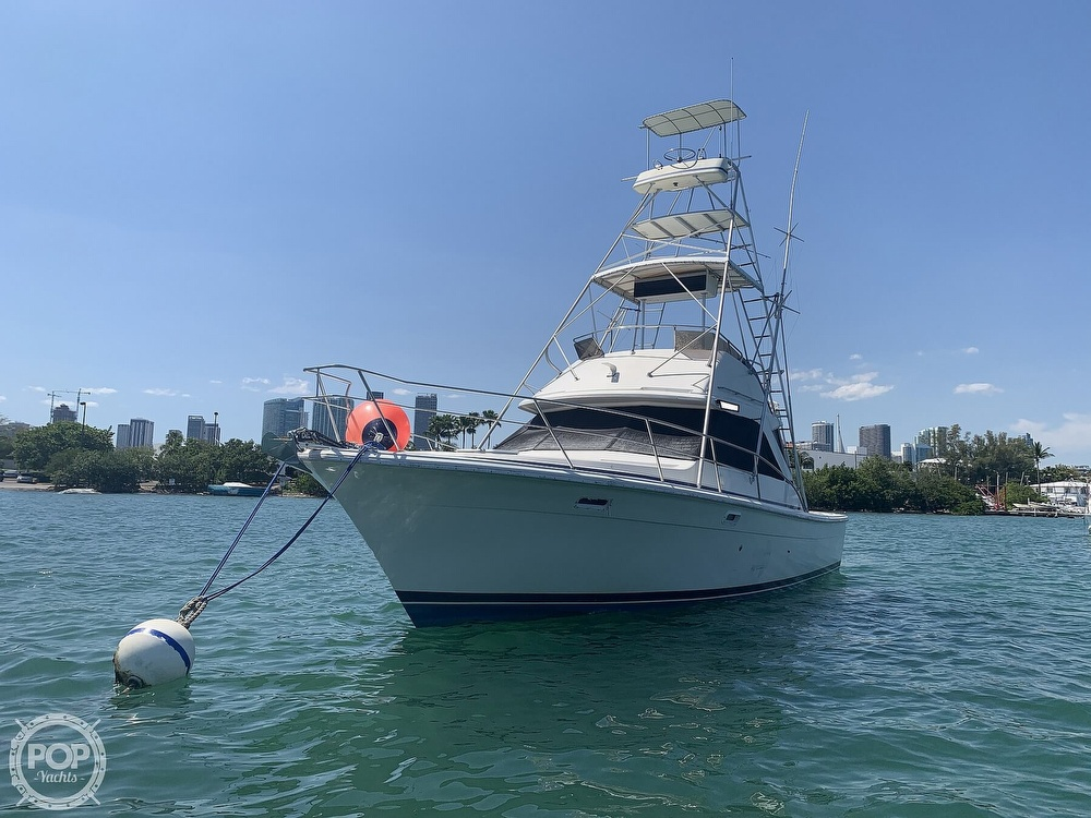 1982 Phoenix boat for sale, model of the boat is 38 CNV & Image # 6 of 40