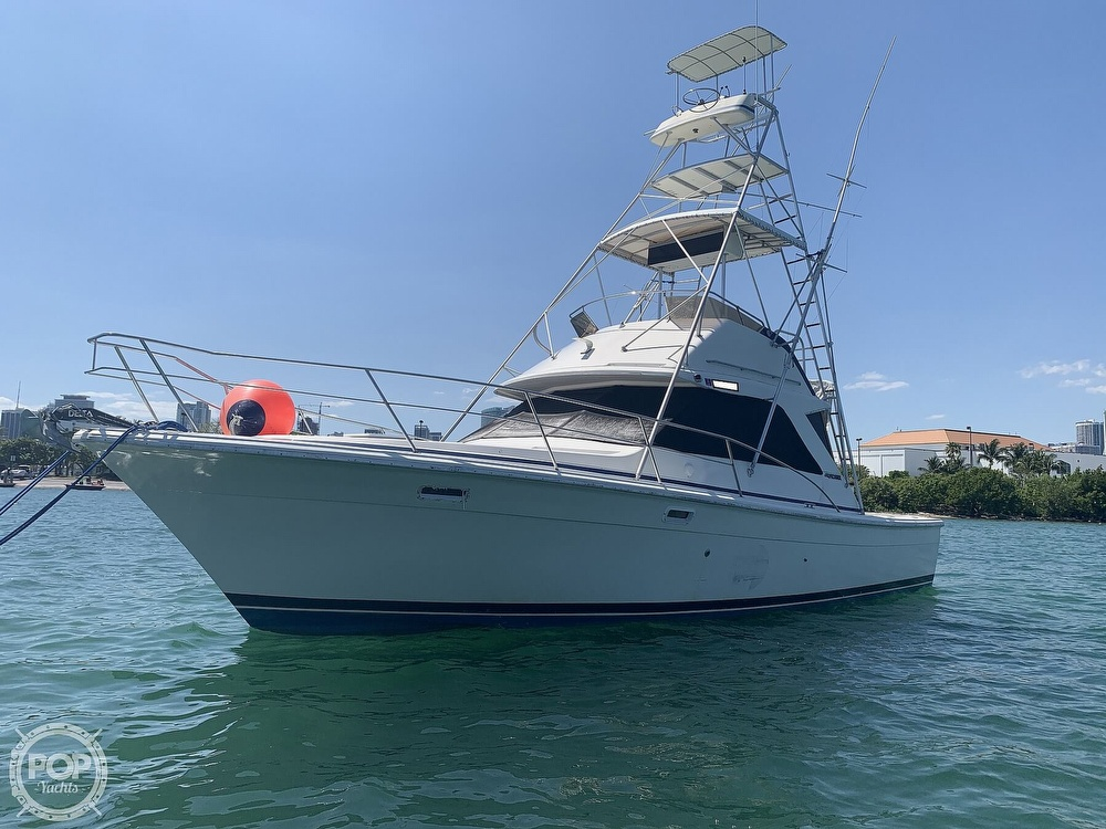1982 Phoenix boat for sale, model of the boat is 38 CNV & Image # 7 of 40