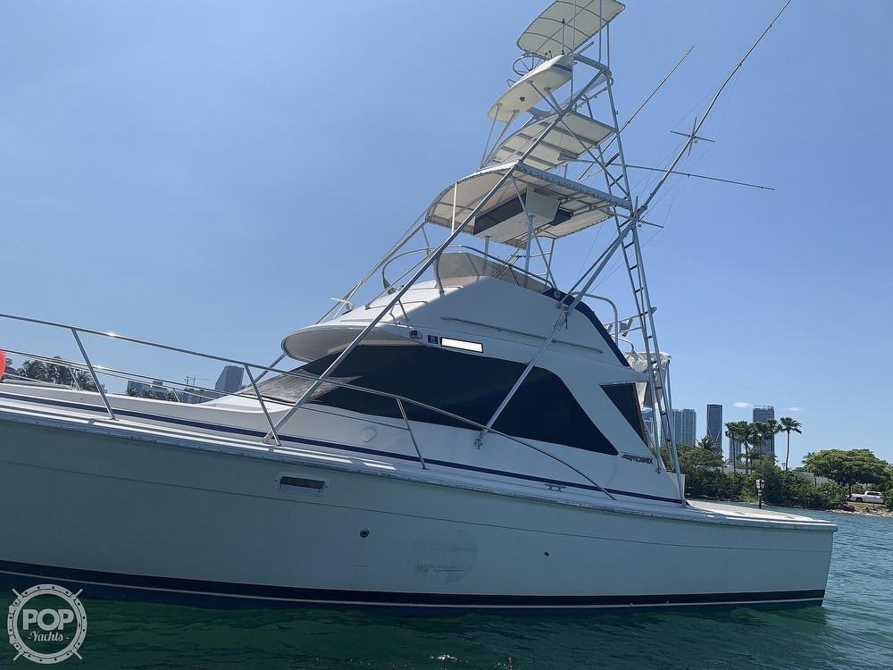 1982 Phoenix boat for sale, model of the boat is 38 CNV & Image # 9 of 40