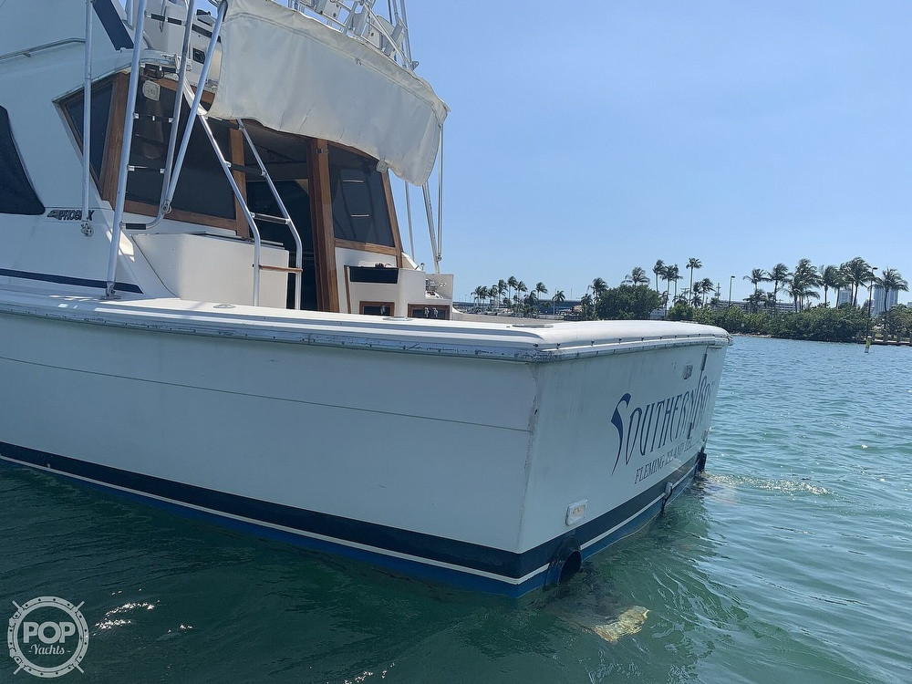 1982 Phoenix boat for sale, model of the boat is 38 CNV & Image # 10 of 40