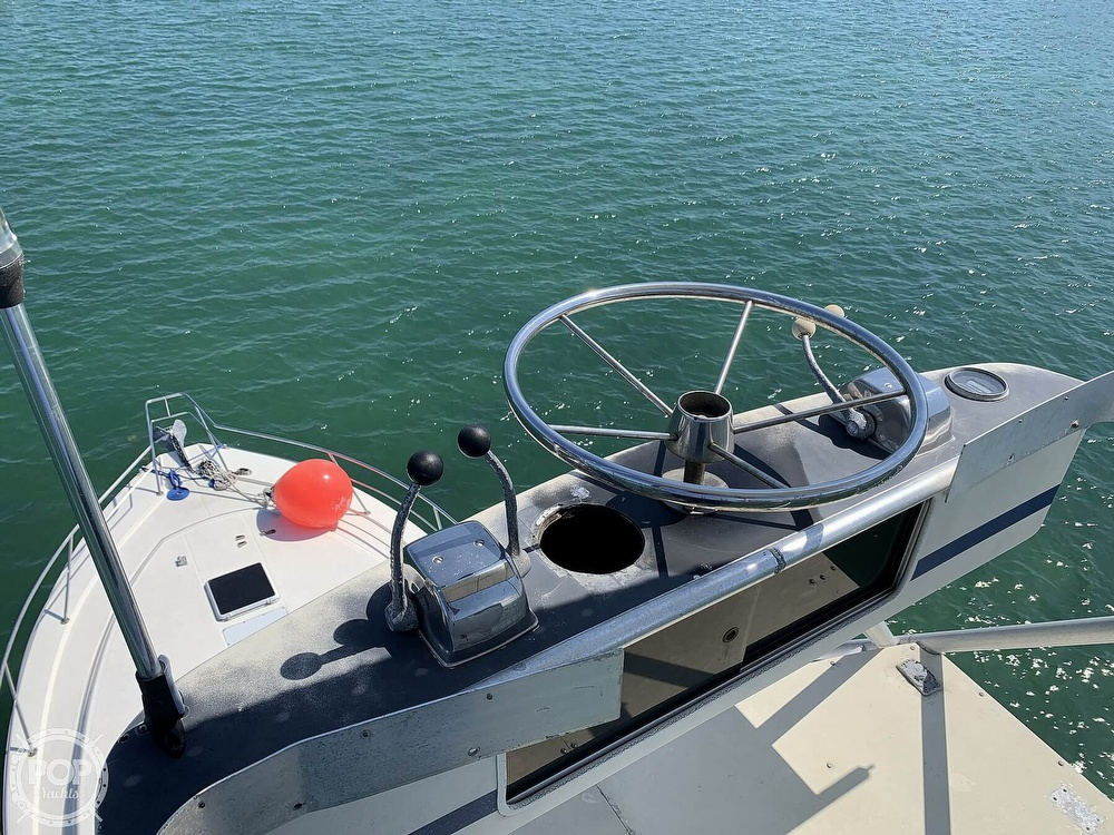 1982 Phoenix boat for sale, model of the boat is 38 CNV & Image # 13 of 40