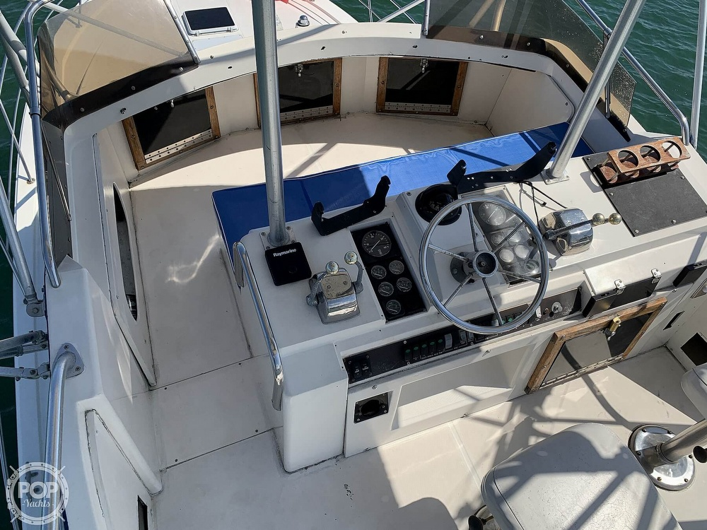 1982 Phoenix boat for sale, model of the boat is 38 CNV & Image # 25 of 40