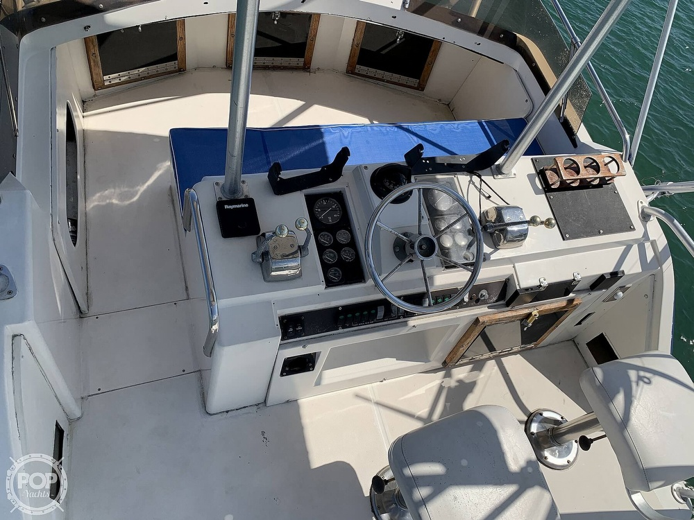 1982 Phoenix boat for sale, model of the boat is 38 CNV & Image # 28 of 40