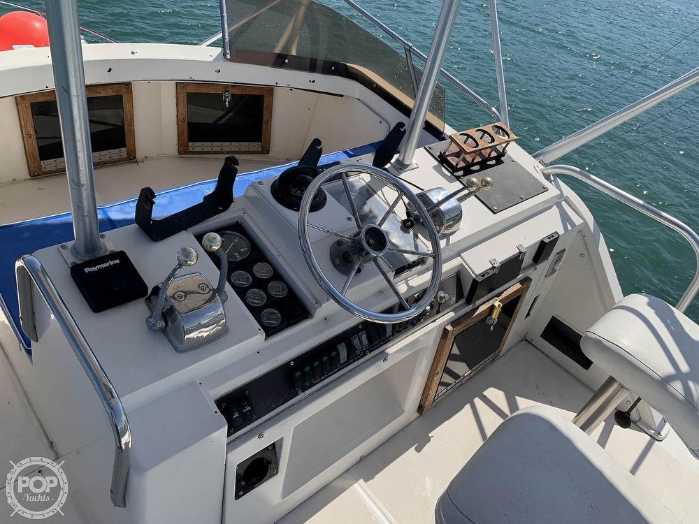 1982 Phoenix boat for sale, model of the boat is 38 CNV & Image # 30 of 40
