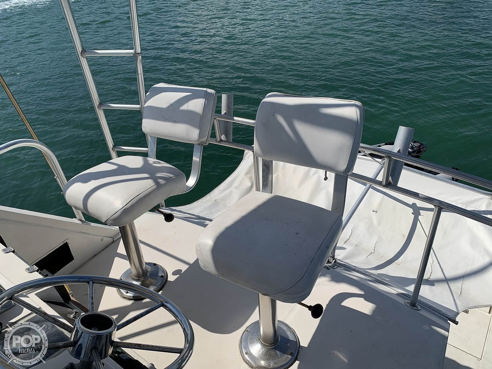 1982 Phoenix boat for sale, model of the boat is 38 CNV & Image # 31 of 40