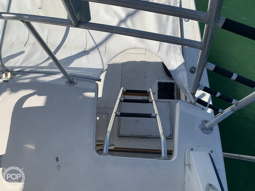 1982 Phoenix boat for sale, model of the boat is 38 CNV & Image # 32 of 40