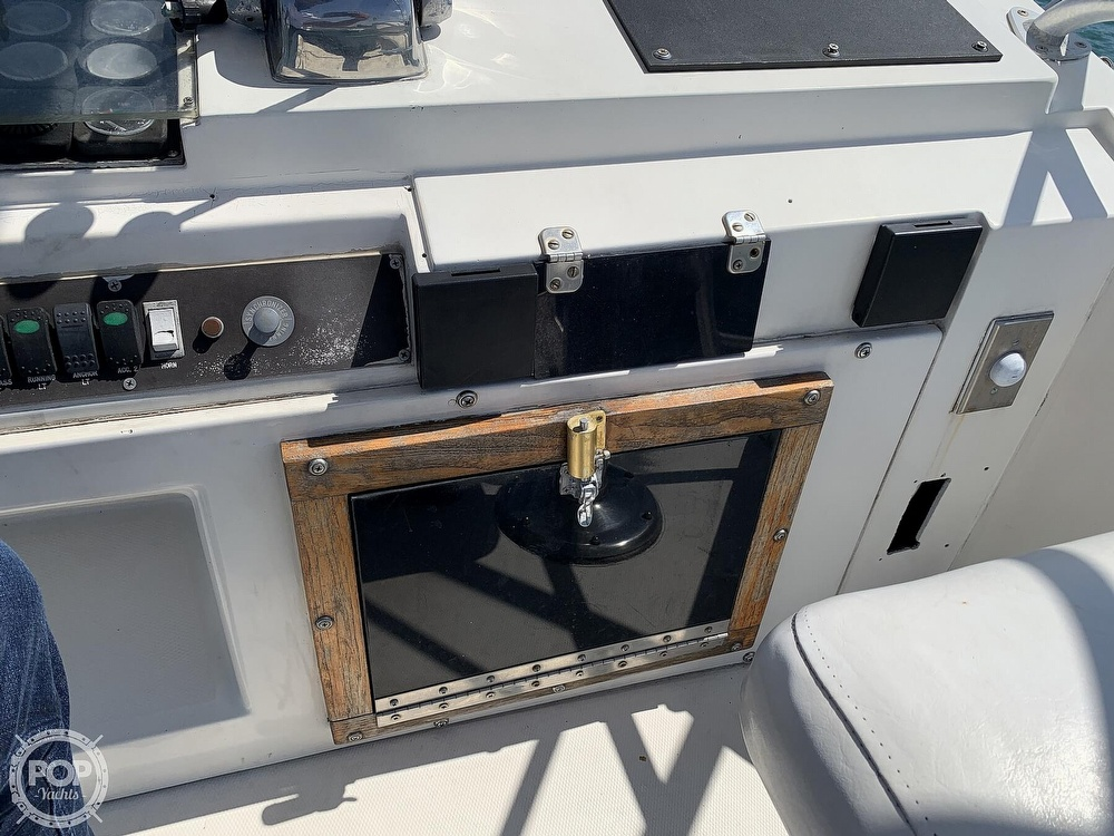 1982 Phoenix boat for sale, model of the boat is 38 CNV & Image # 34 of 40