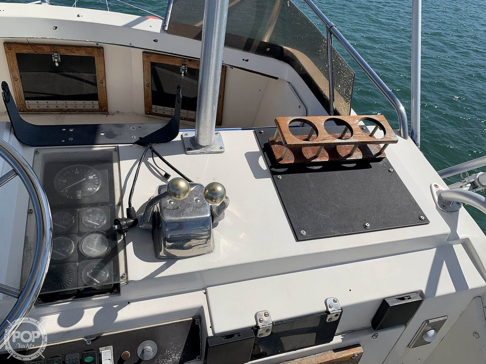 1982 Phoenix boat for sale, model of the boat is 38 CNV & Image # 35 of 40