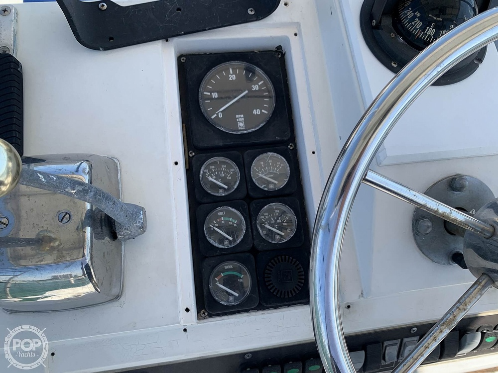1982 Phoenix boat for sale, model of the boat is 38 CNV & Image # 38 of 40