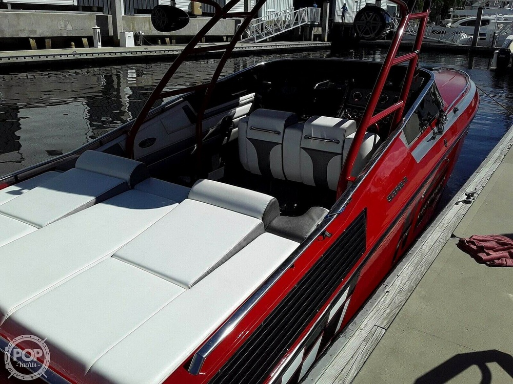 1988 Scarab boat for sale, model of the boat is III & Image # 14 of 40