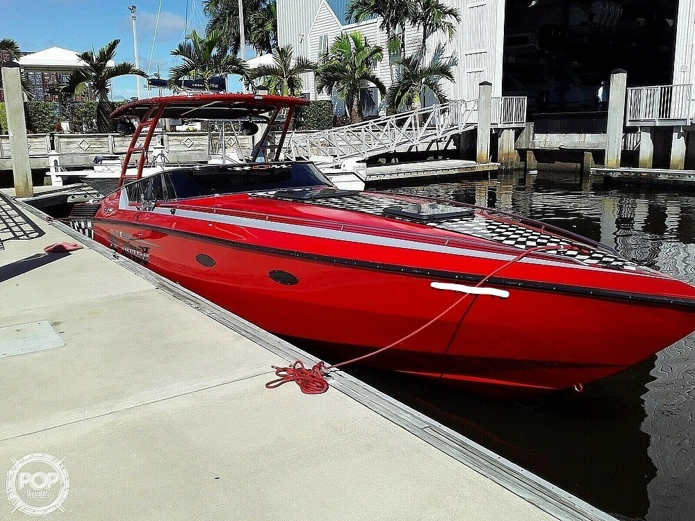 1988 Scarab boat for sale, model of the boat is III & Image # 2 of 40