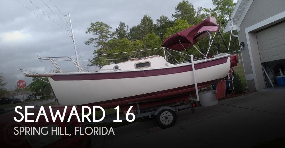 Used Seaward Boats For Sale by owner | 1987 Seaward 16