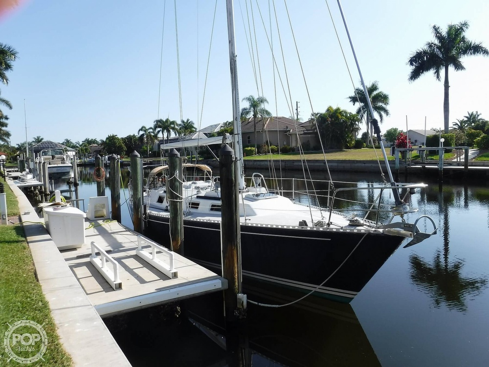 1987 Tillotson & Pearson boat for sale, model of the boat is J-40 & Image # 2 of 40