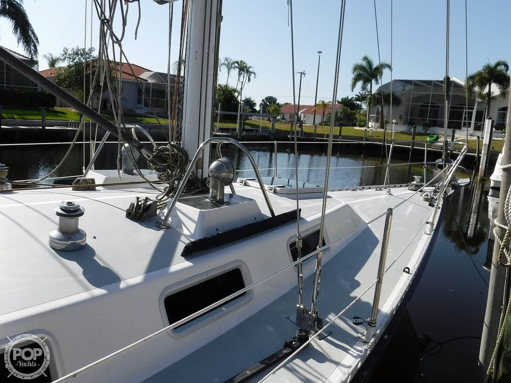 1987 Tillotson & Pearson boat for sale, model of the boat is J-40 & Image # 19 of 40