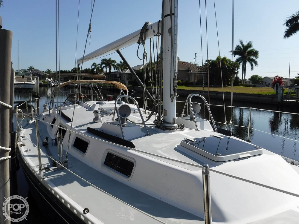 1987 Tillotson & Pearson boat for sale, model of the boat is J-40 & Image # 12 of 40