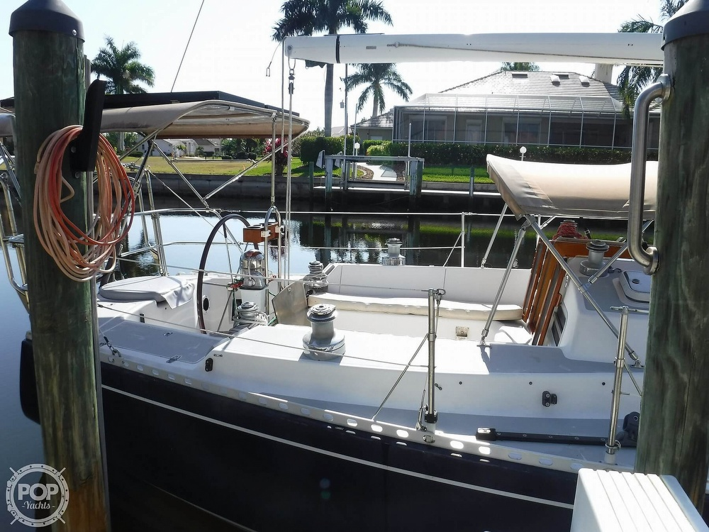 1987 Tillotson & Pearson boat for sale, model of the boat is J-40 & Image # 13 of 40