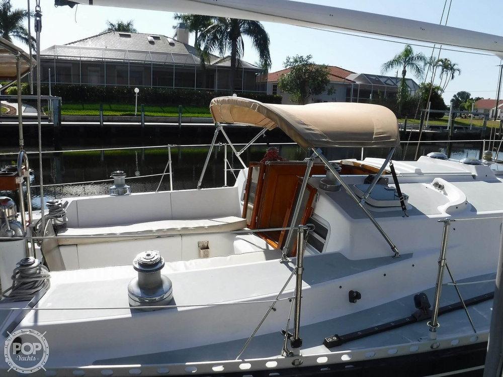 1987 Tillotson & Pearson boat for sale, model of the boat is J-40 & Image # 20 of 40