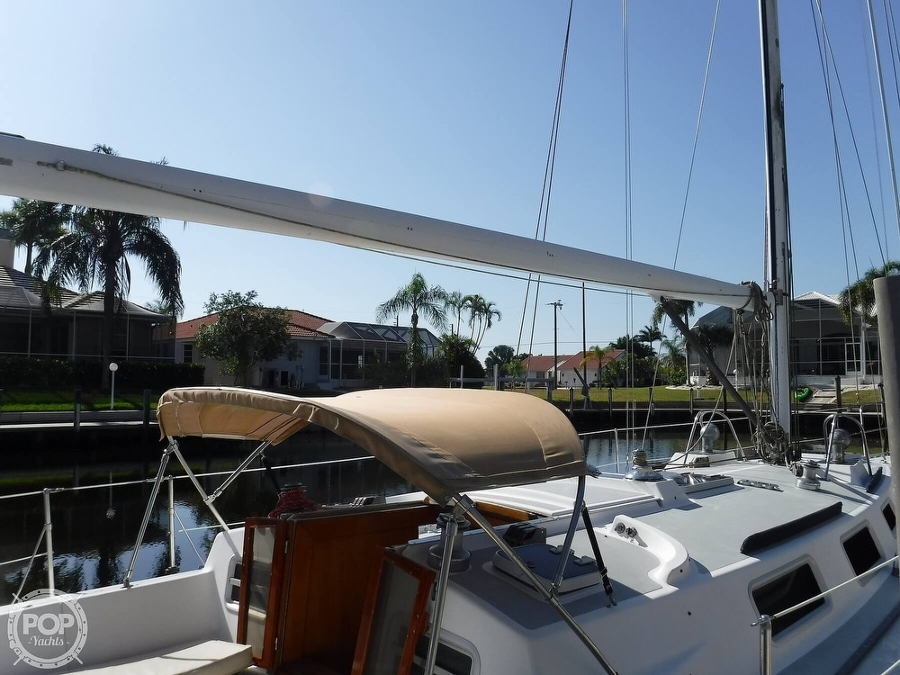 1987 Tillotson & Pearson boat for sale, model of the boat is J-40 & Image # 23 of 40