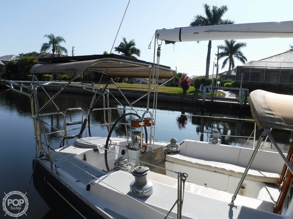 1987 Tillotson & Pearson boat for sale, model of the boat is J-40 & Image # 24 of 40