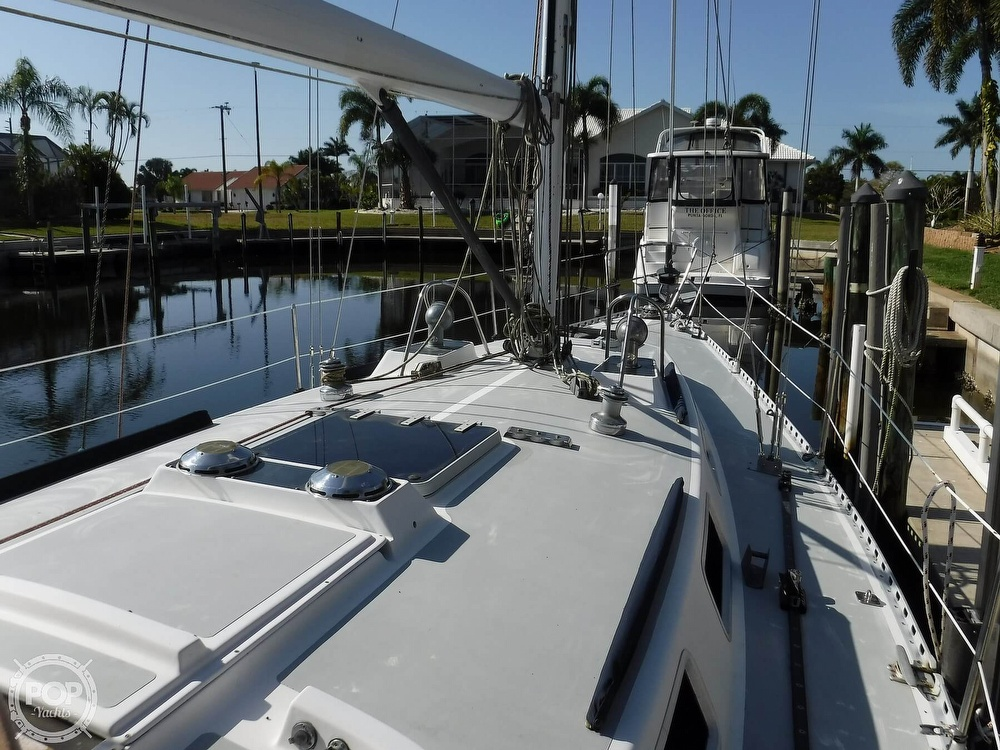 1987 Tillotson & Pearson boat for sale, model of the boat is J-40 & Image # 25 of 40