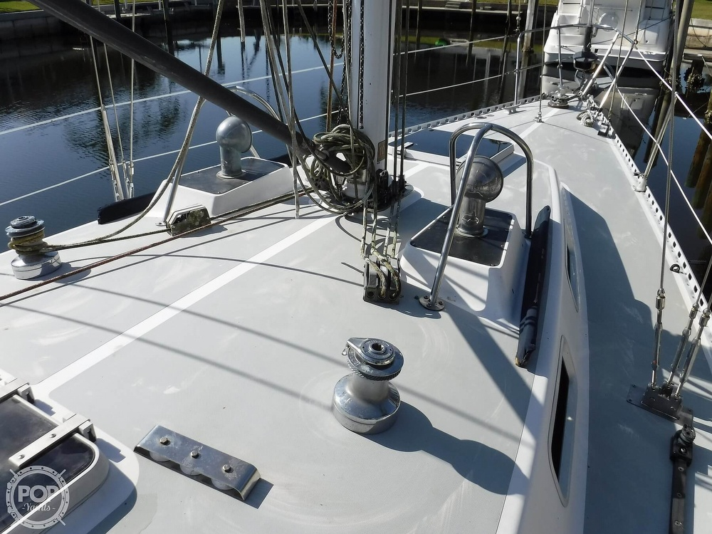 1987 Tillotson & Pearson boat for sale, model of the boat is J-40 & Image # 26 of 40