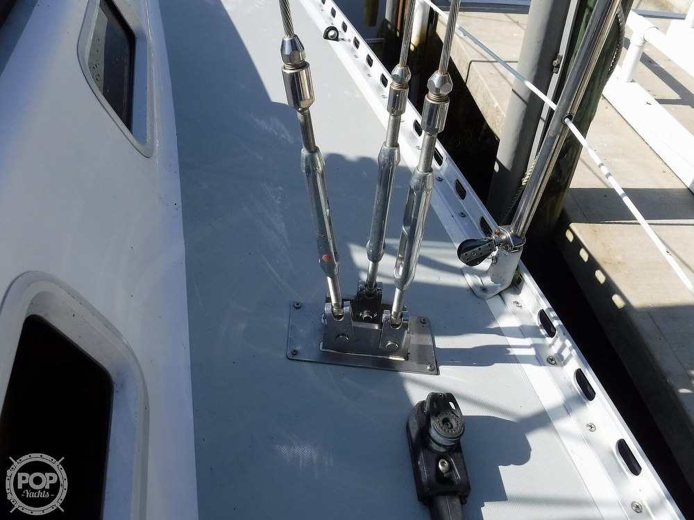 1987 Tillotson & Pearson boat for sale, model of the boat is J-40 & Image # 27 of 40