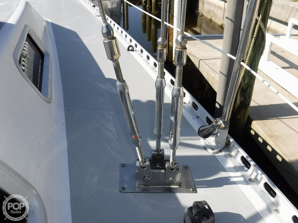 1987 Tillotson & Pearson boat for sale, model of the boat is J-40 & Image # 28 of 40