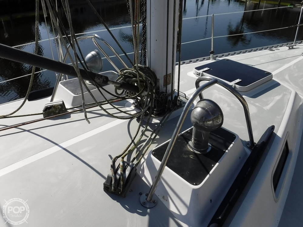 1987 Tillotson & Pearson boat for sale, model of the boat is J-40 & Image # 29 of 40