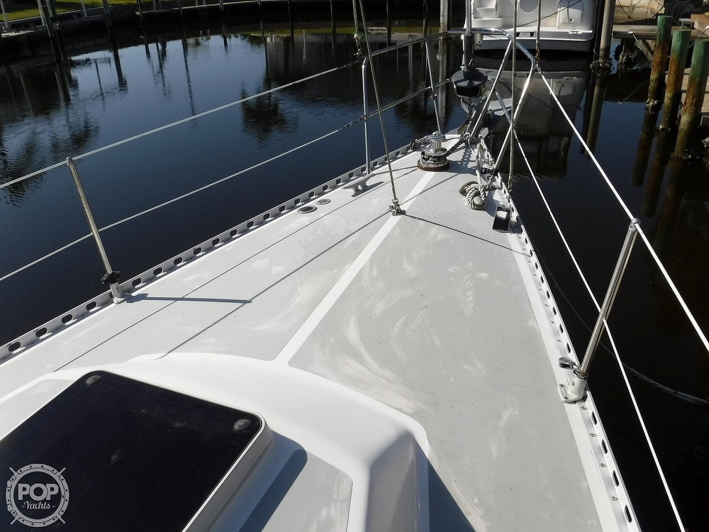 1987 Tillotson & Pearson boat for sale, model of the boat is J-40 & Image # 30 of 40