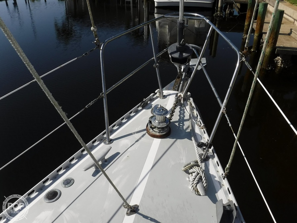 1987 Tillotson & Pearson boat for sale, model of the boat is J-40 & Image # 31 of 40