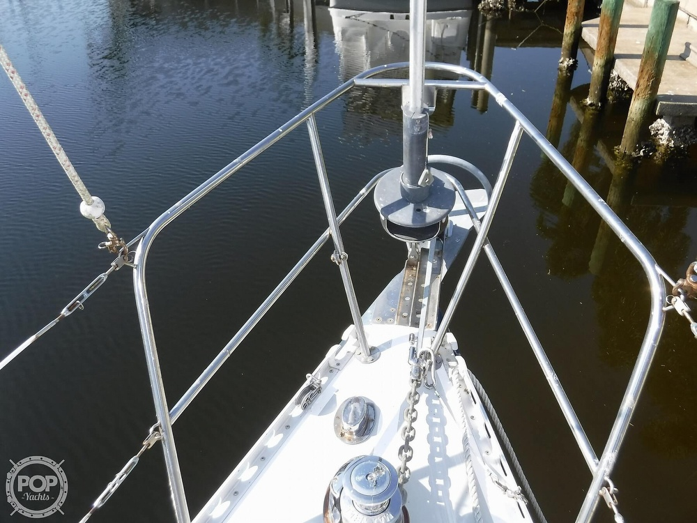 1987 Tillotson & Pearson boat for sale, model of the boat is J-40 & Image # 33 of 40