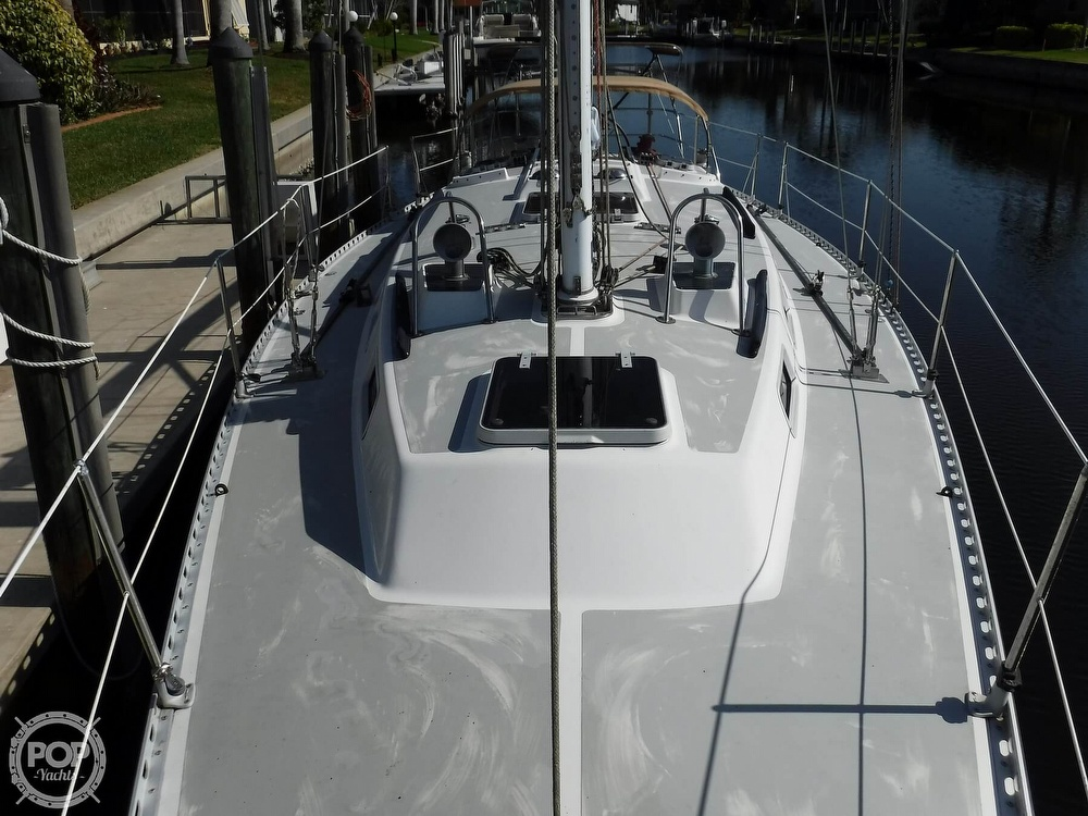 1987 Tillotson & Pearson boat for sale, model of the boat is J-40 & Image # 39 of 40