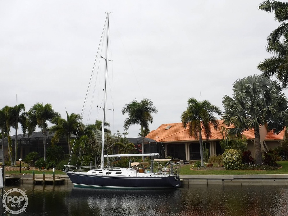 1987 Tillotson & Pearson boat for sale, model of the boat is J-40 & Image # 18 of 40