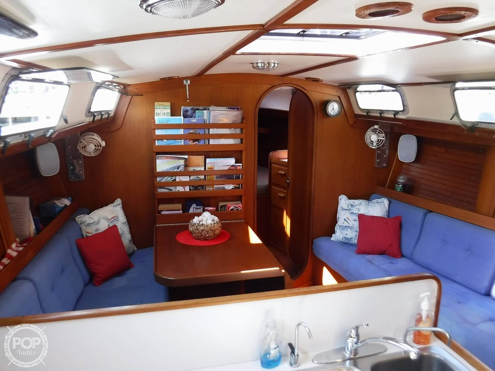 1987 Tillotson & Pearson boat for sale, model of the boat is J-40 & Image # 5 of 40