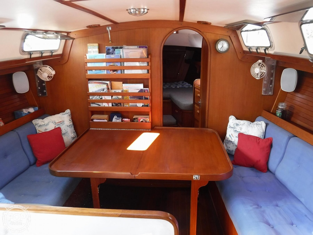 1987 Tillotson & Pearson boat for sale, model of the boat is J-40 & Image # 9 of 40