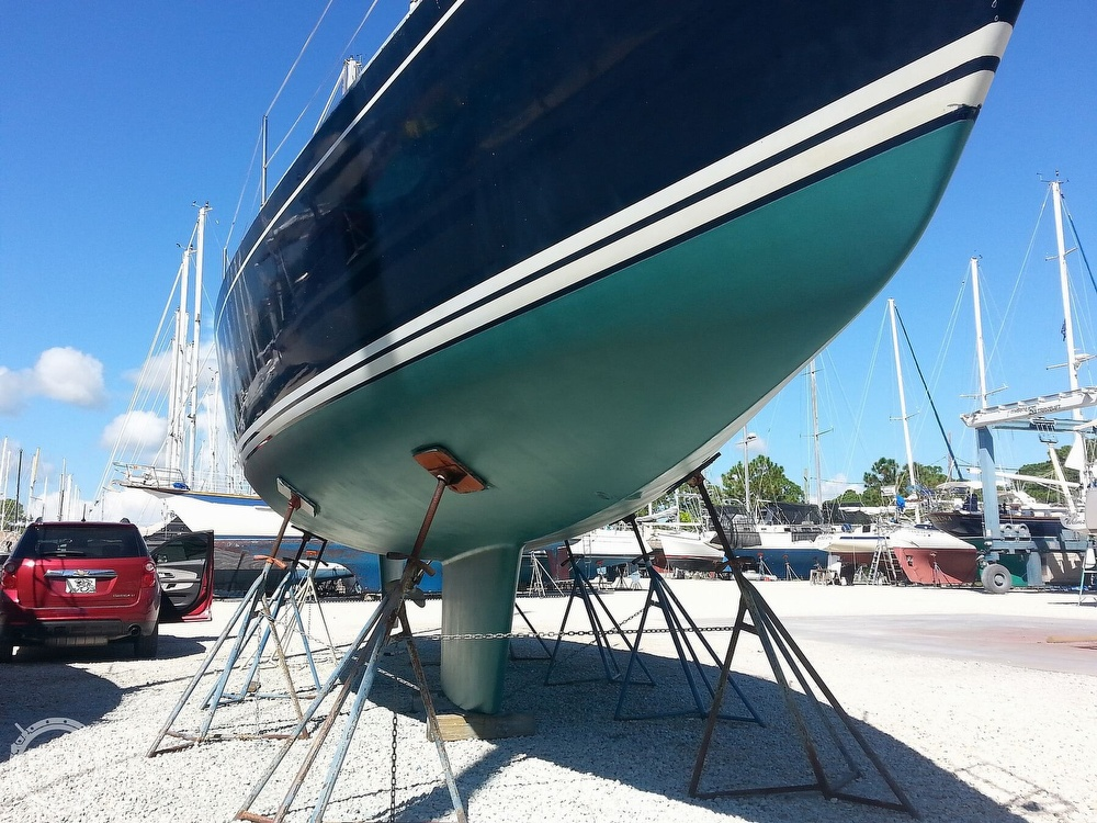 1987 Tillotson & Pearson boat for sale, model of the boat is J-40 & Image # 17 of 40