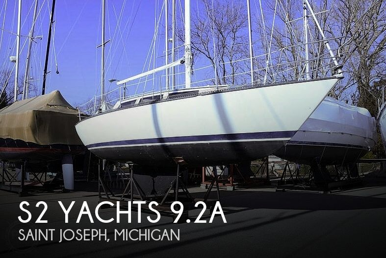 1982 S2 Yachts boat for sale, model of the boat is 9.2A & Image # 1 of 40