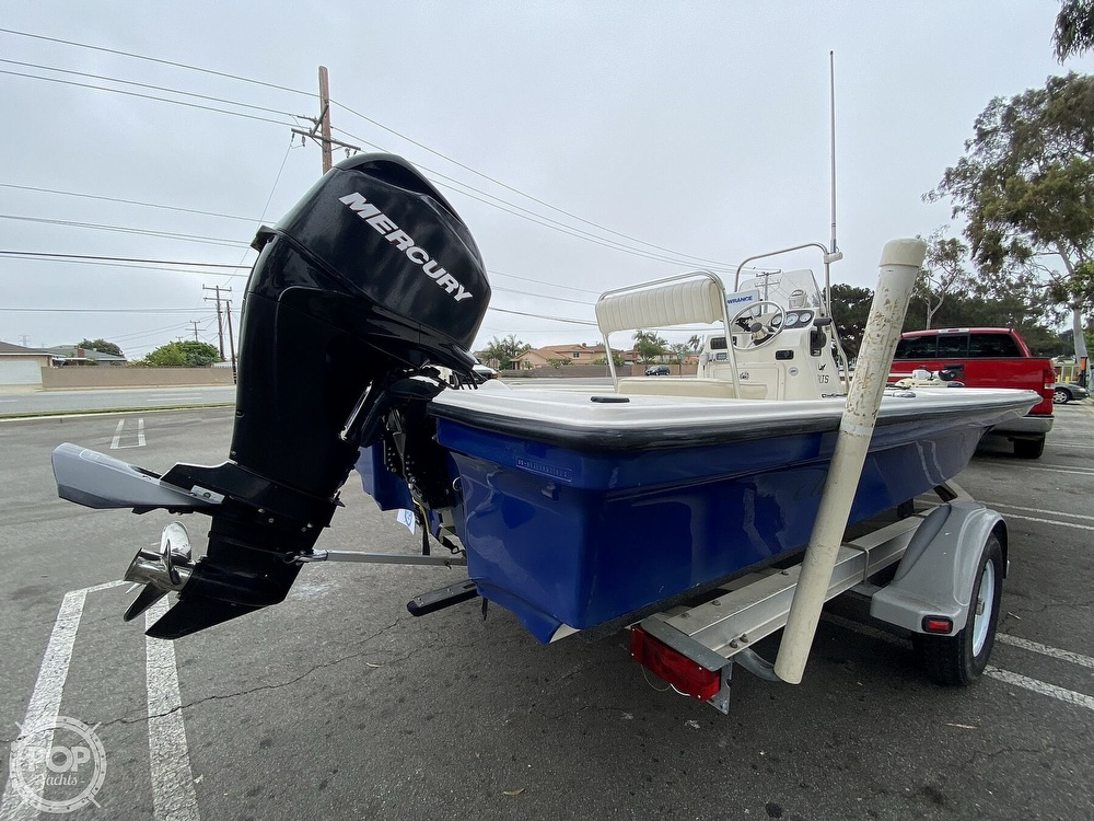 2010 Mako boat for sale, model of the boat is 18LTS & Image # 5 of 40