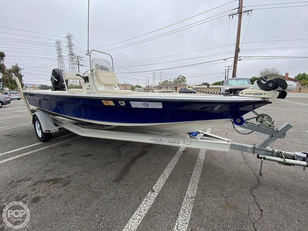 2010 Mako boat for sale, model of the boat is 18LTS & Image # 8 of 40