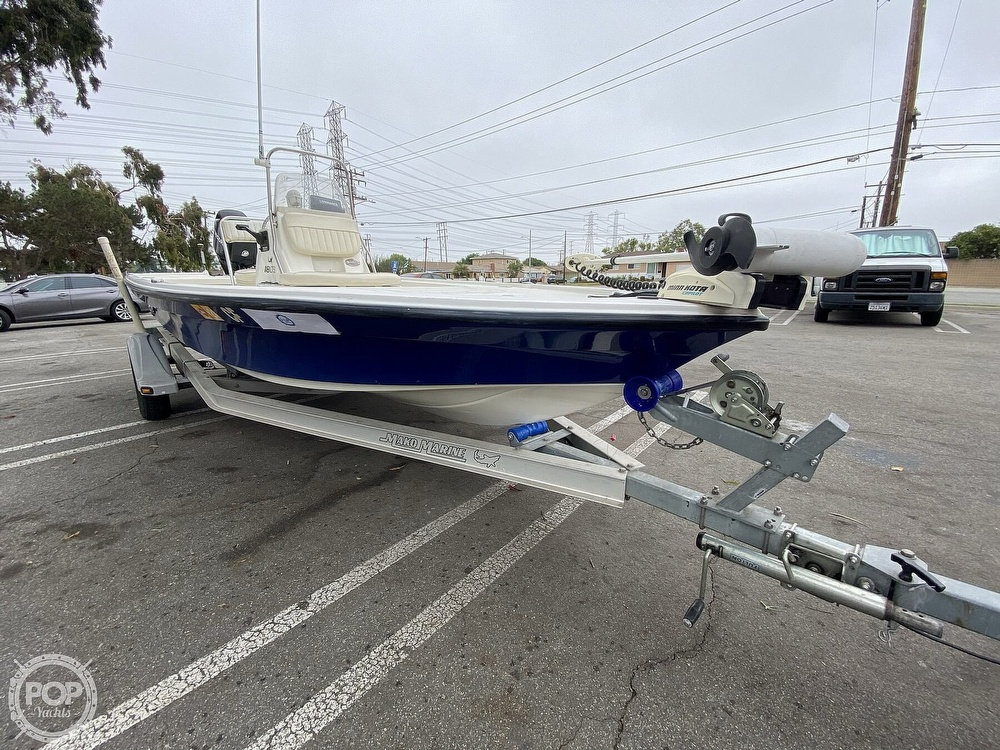 2010 Mako boat for sale, model of the boat is 18LTS & Image # 9 of 40
