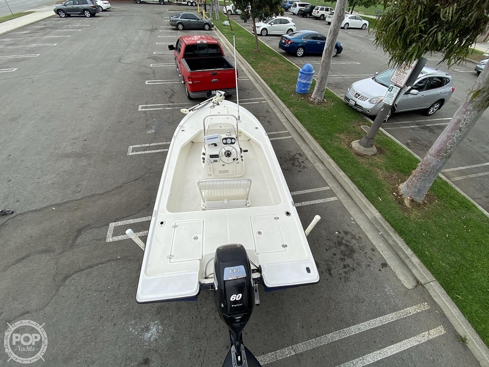 2010 Mako boat for sale, model of the boat is 18LTS & Image # 21 of 40