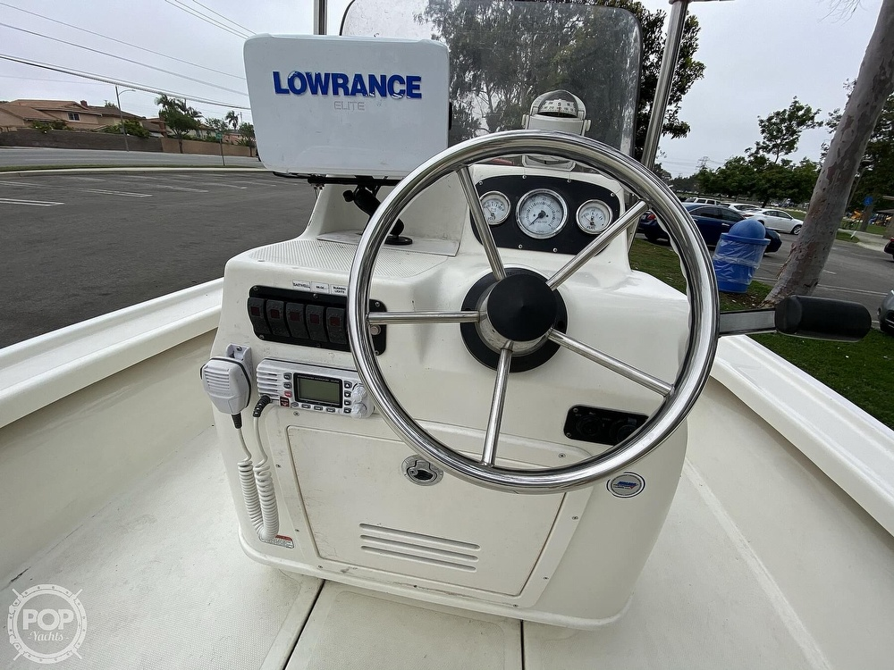 2010 Mako boat for sale, model of the boat is 18LTS & Image # 34 of 40