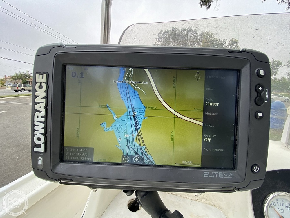 2010 Mako boat for sale, model of the boat is 18LTS & Image # 35 of 40