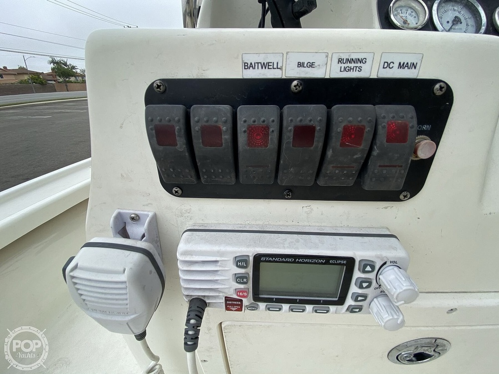 2010 Mako boat for sale, model of the boat is 18LTS & Image # 38 of 40