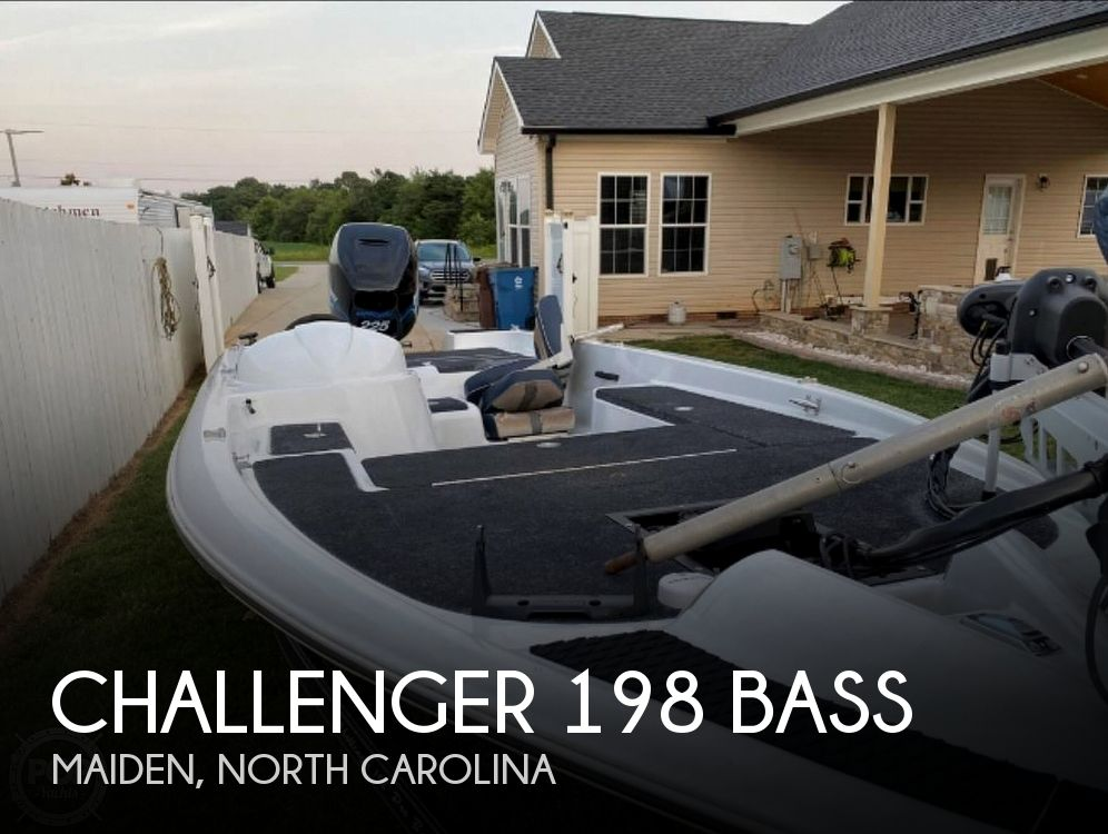 Used Challenger  Boats For Sale by owner | 1992 Challenger 198 Bass