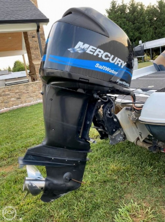 1992 Challenger boat for sale, model of the boat is 198 Pro Bass Radical One & Image # 4 of 40