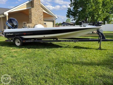 April 2021 Challenger 198 Pro Bass Racical One