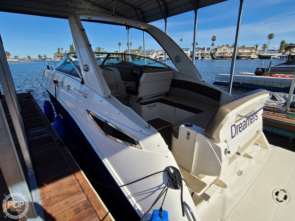 2014 Sea Ray boat for sale, model of the boat is 260 Sundancer & Image # 5 of 40
