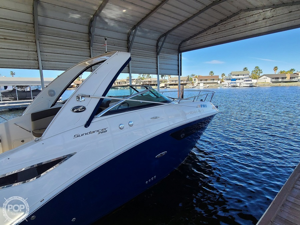 2014 Sea Ray boat for sale, model of the boat is 260 Sundancer & Image # 36 of 40